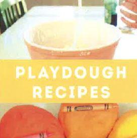 Play Dough Engagement Activity Mary Crane Center