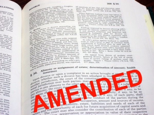 Alimony Statute