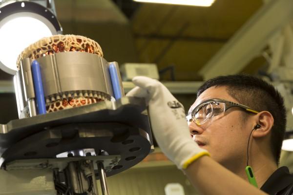 Advanced manufacturing workforce