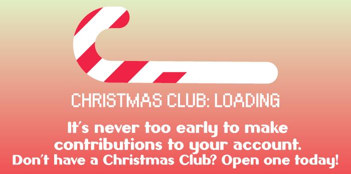 January 2019 Christmas Club