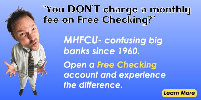 January 2019 Free Checking