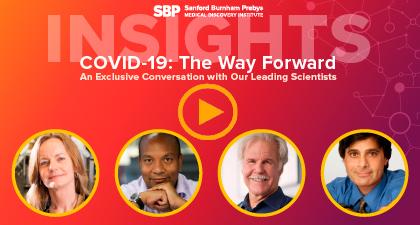 COVID-19 Insights event graphic