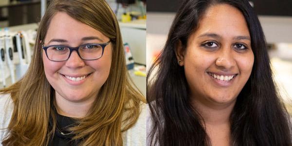 Jennifer Hope Ph.D. and Archna Ravi Ph.D.