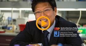 Jerold Chun virtual talk