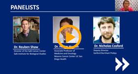 Nick Cosford Padres Pedal virtual talk