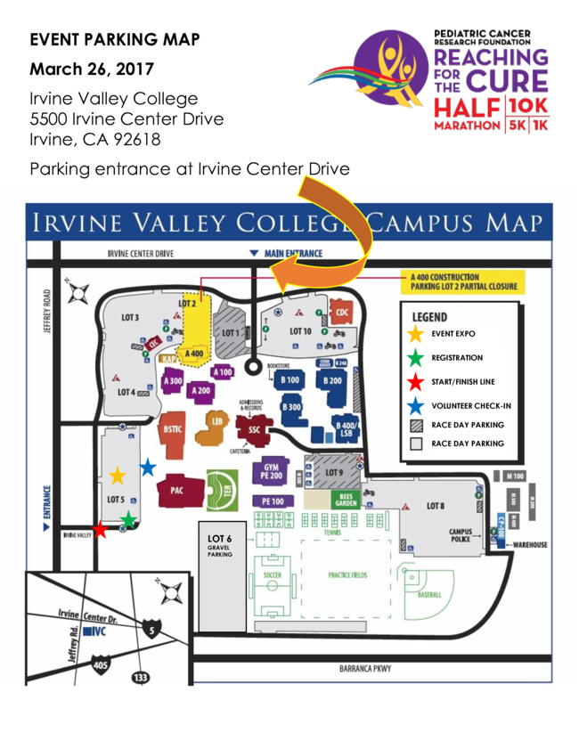 Irvine Valley College Map | Gadgets 2018