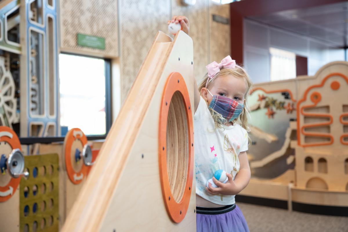 Young child playing with JMZ Ball Machine 2.jpg