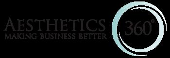 Aesthetics 360 Logo