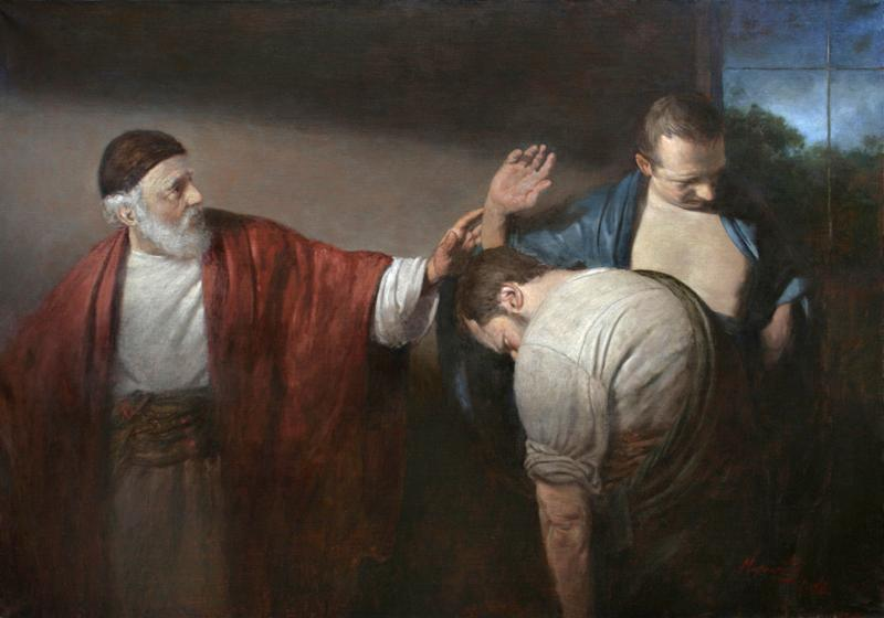 Parable of the Two Sons