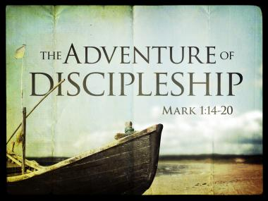 The Adventure of Discipleship