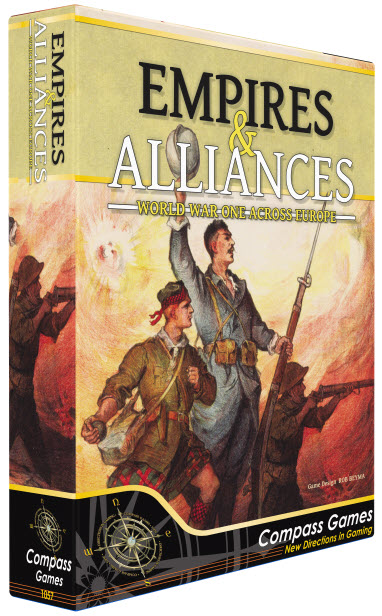 """Compass Games to release """"Empire and Alliances"""" Feb. 15th"""