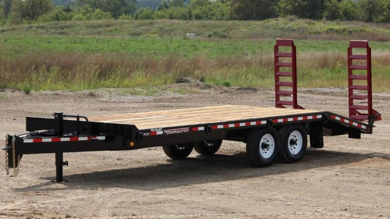 Towmaster Drop-Deck Over Trailers