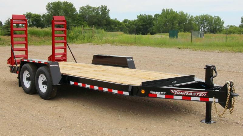 Towmaster Drop-Deck Trailers