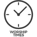 Worship Times Icon