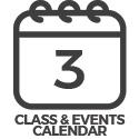 Classes _ Events Calendar icon