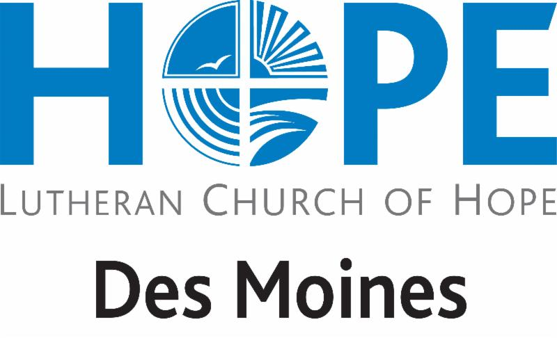 Lutheran Church of Hope Des Moines logo