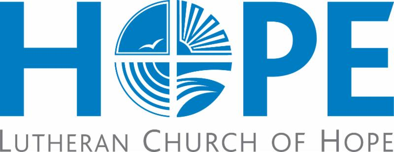 Lutheran Church of Hope logo
