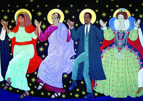 dancing saints