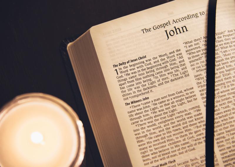 John 1 - Word