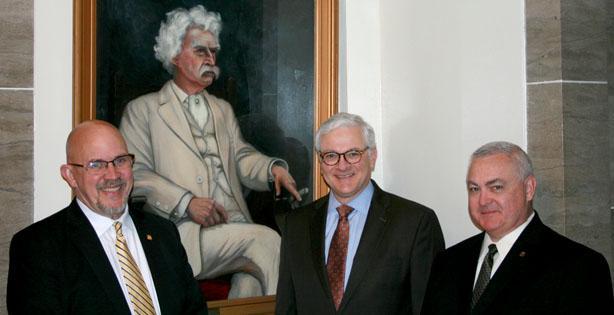 Tucker, Foley and Devlin