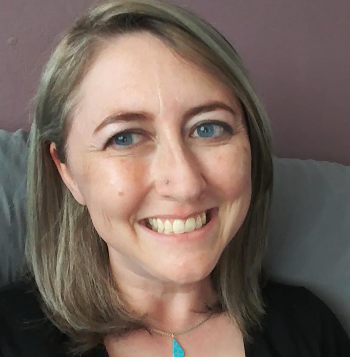 Teacher Maaite Girdner