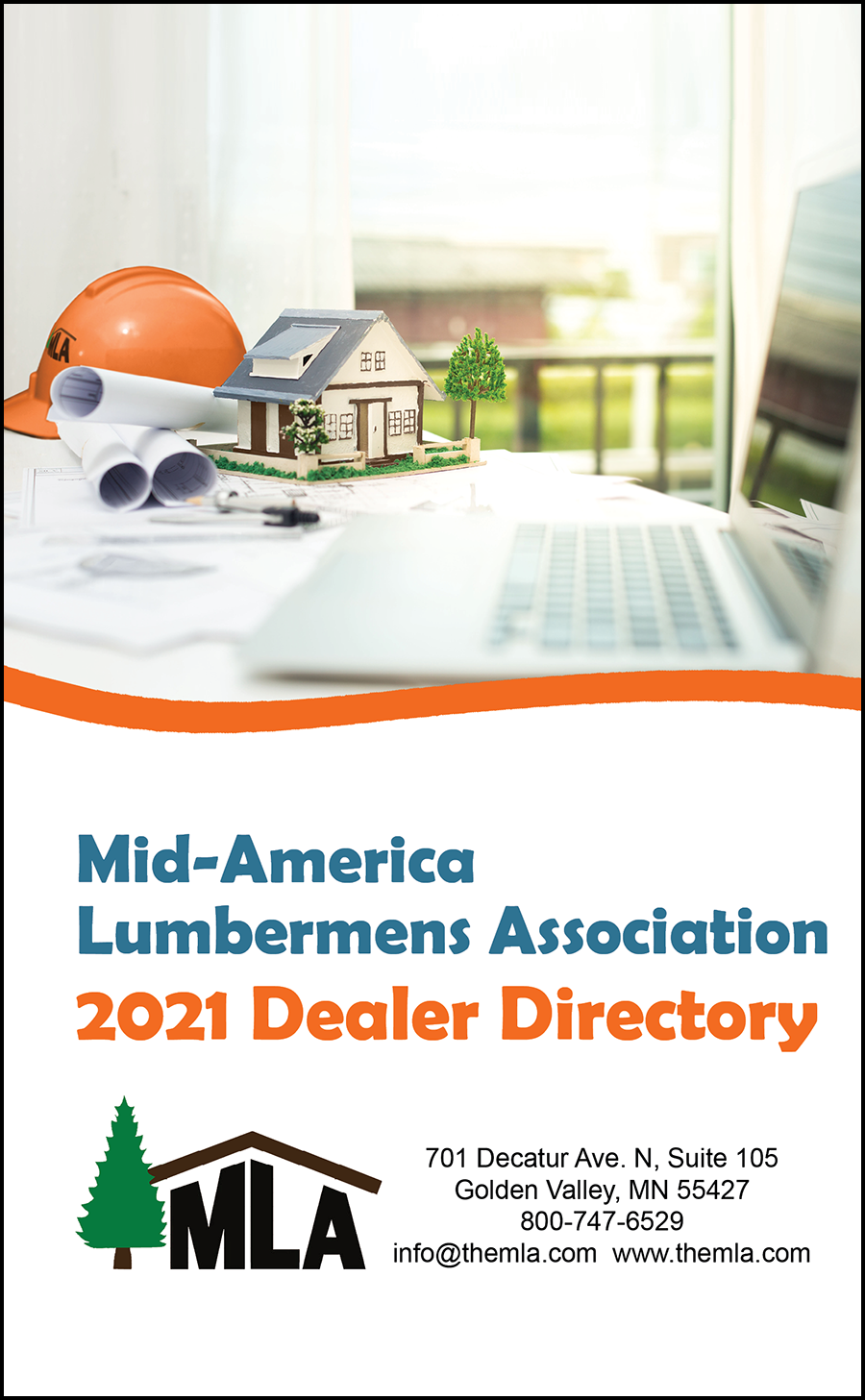 2021 MLA Directory Cover