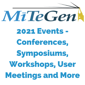 2021 Events Webpage