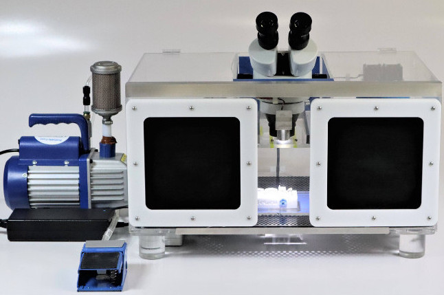 Crystallography Sample Supports Overview