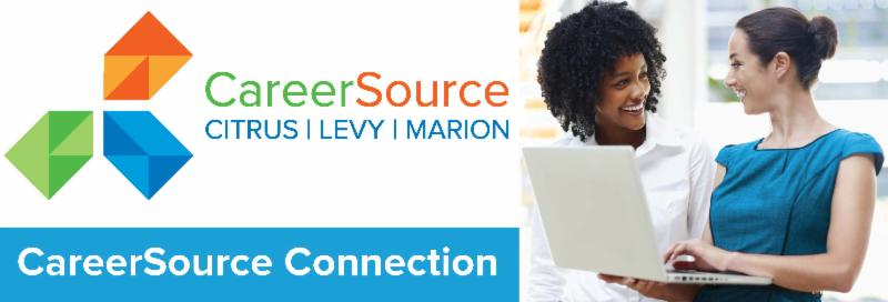 CareerSource Connection Header