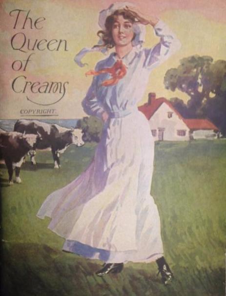queen of creams