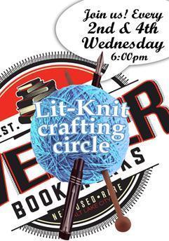 Lit Knit Crafting Circle