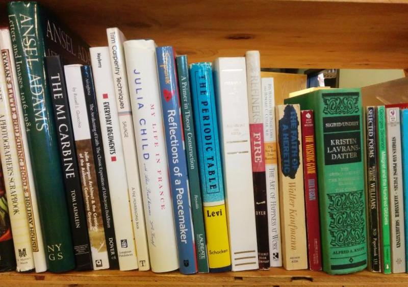 to be shelved