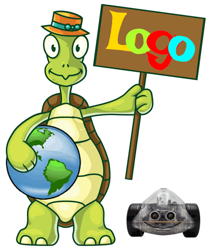 Get a Free InO-Bot with LOGO License Purchase