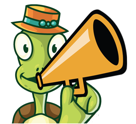 Image of Logo Turtle talking