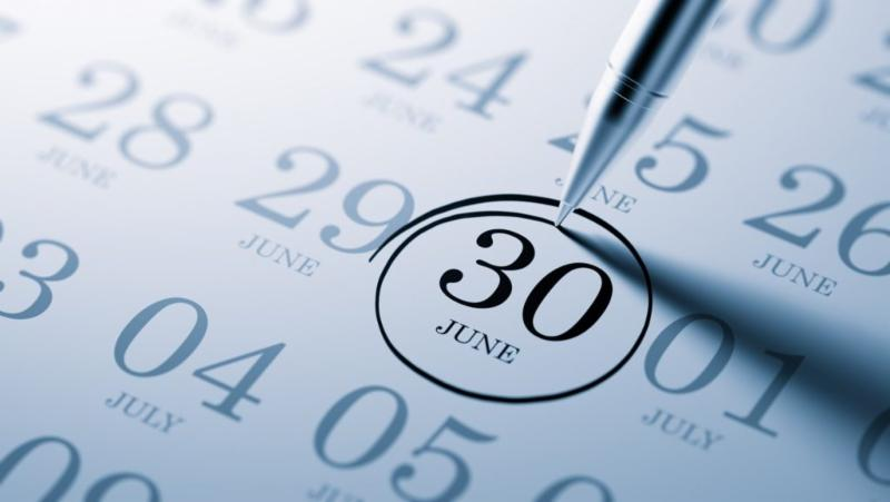 June 30 deadline