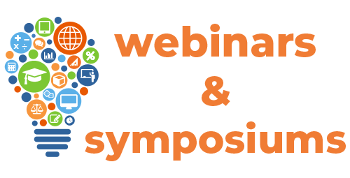 Math and coding webinars and symposiums