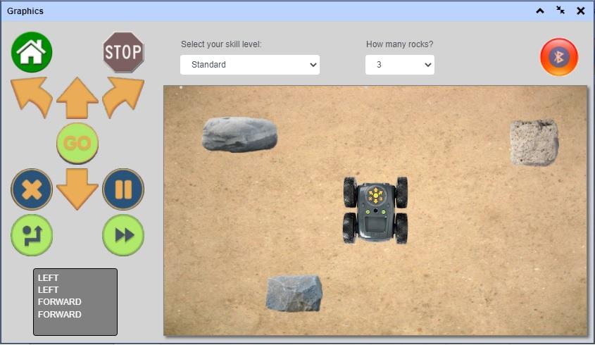 Tuff-Bot app