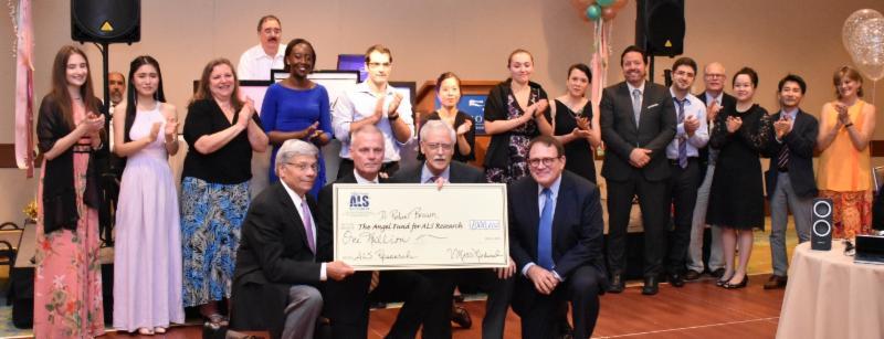 $1 million research donation