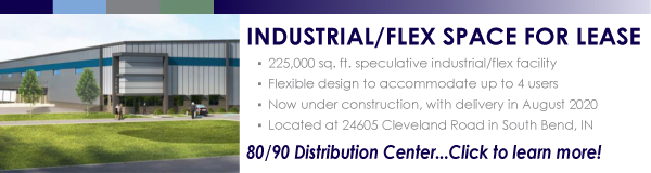 80-90 Distribution Center for Lease