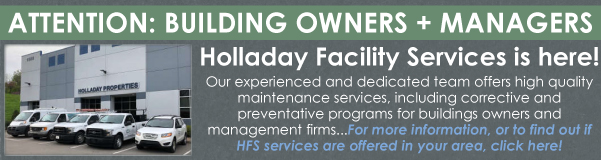 Holladay Facility Services available now