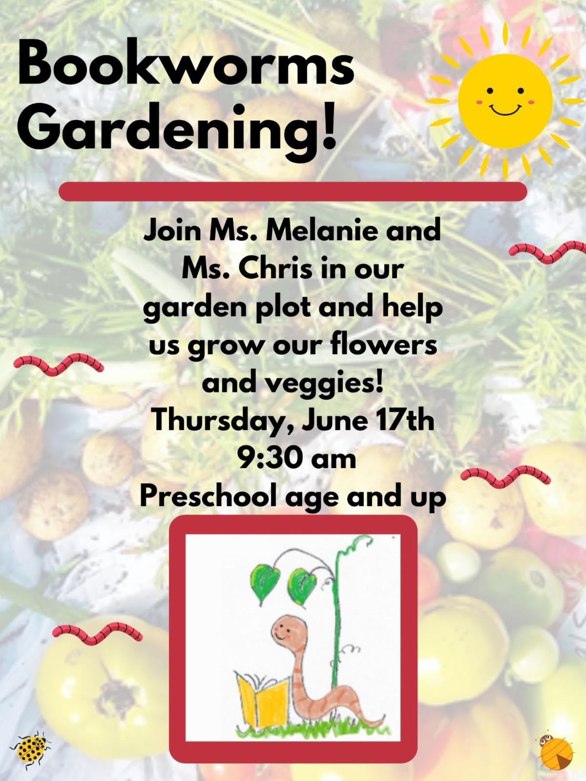 Poster of Bookworms Gardening.jpg