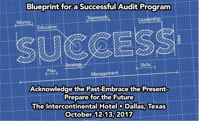 Quality web based training news click on success image to learn all there is to know about the 26th annual audit division conference being held this october in dallas texas malvernweather Image collections