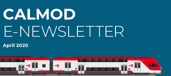CalMod E-Newsletter April 2020 Banner