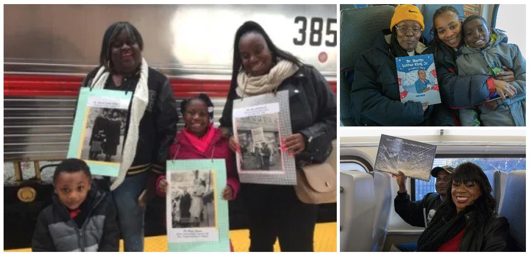 Photos from Caltrain Celebration Train