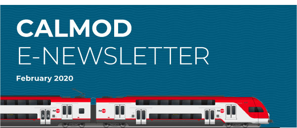 Cal Mod E-Newsletter Banner for February 2020
