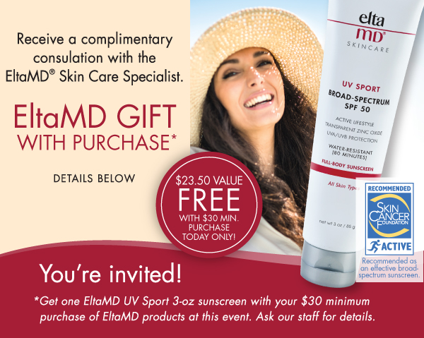You're Invited - Summer Fun plus FREE Gifts & Prizes!