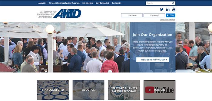 AHTD New Website