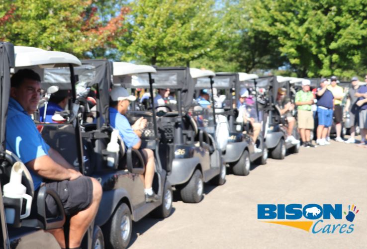 BisonCares Golf Outing