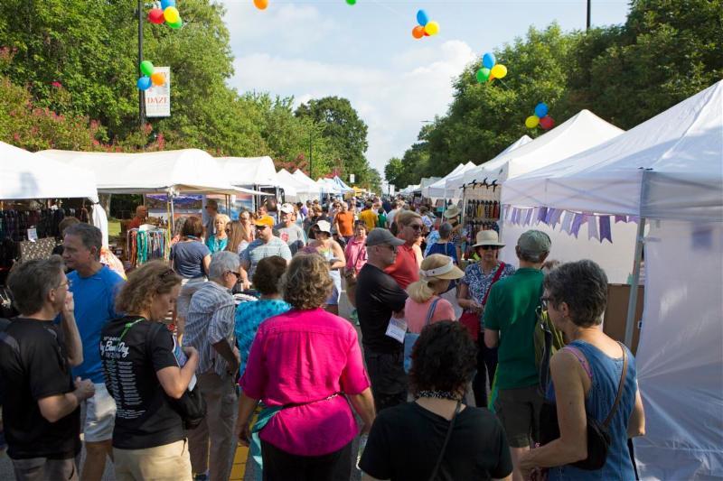 Lazy Daze Arts & Crafts Festival (NC): Call to Artist