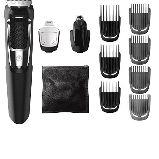PHILIPS NORLECO MULTI GROOMER-  DUAL VOLTAGE( 110- 240v)